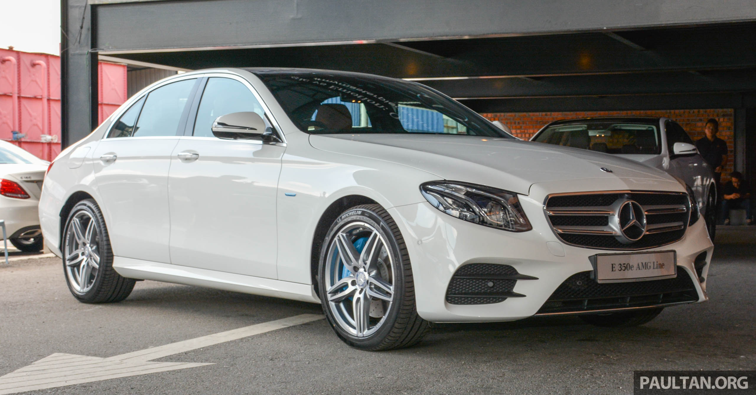 Mercedes benz e350e plug in hybrid set for q3 debut in for Mercedes benz e 350