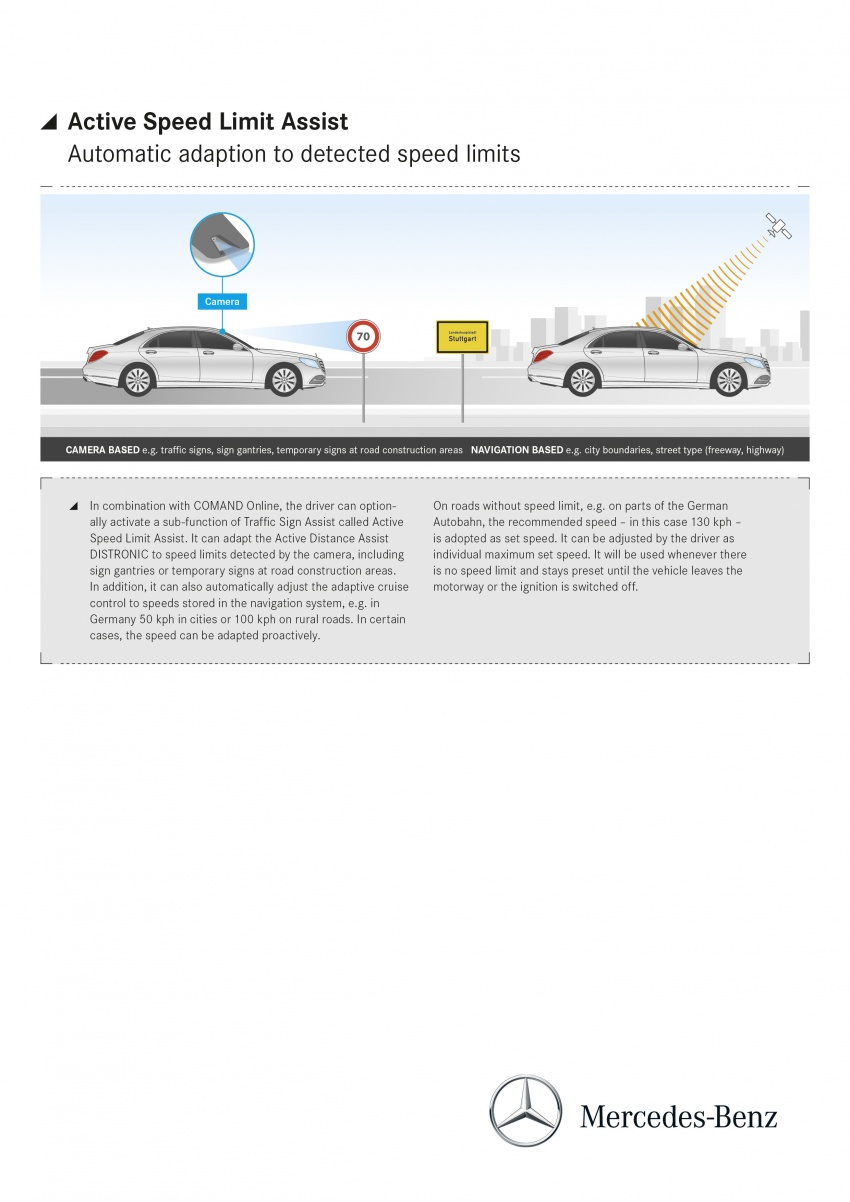 W222 Mercedes-Benz S-Class facelift diperkenalkan – enjin baharu, imej dipertingkat, teknologi ditambah Image #647839