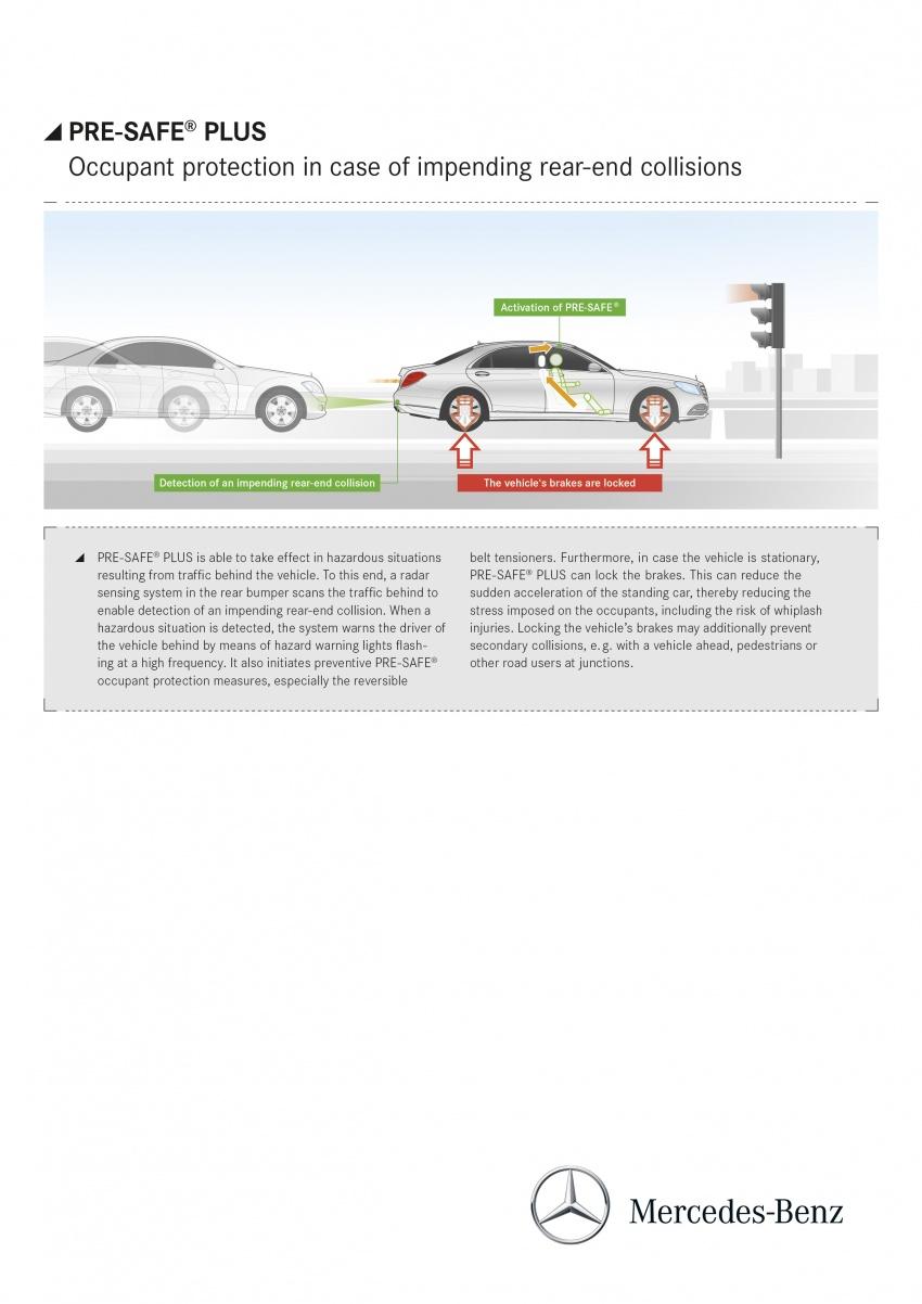 W222 Mercedes-Benz S-Class facelift diperkenalkan – enjin baharu, imej dipertingkat, teknologi ditambah Image #647848