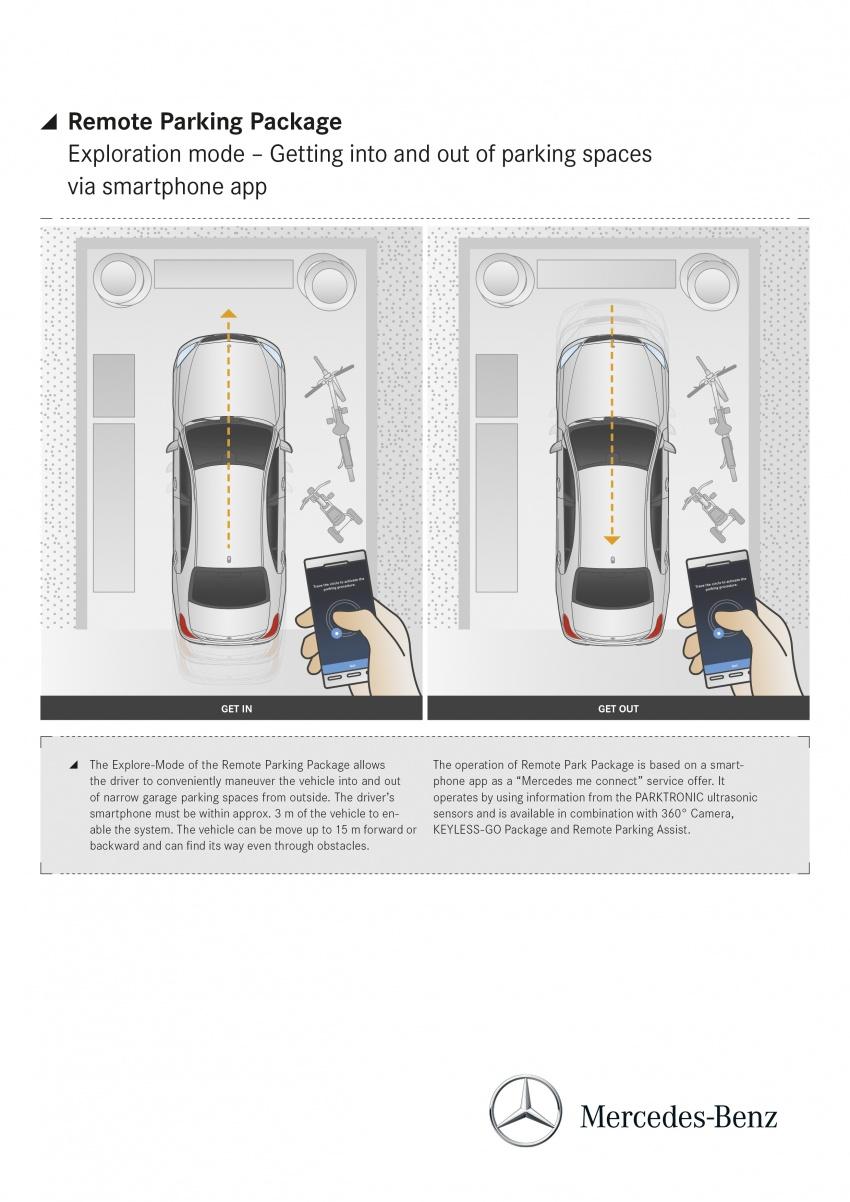 W222 Mercedes-Benz S-Class facelift diperkenalkan – enjin baharu, imej dipertingkat, teknologi ditambah Image #647849