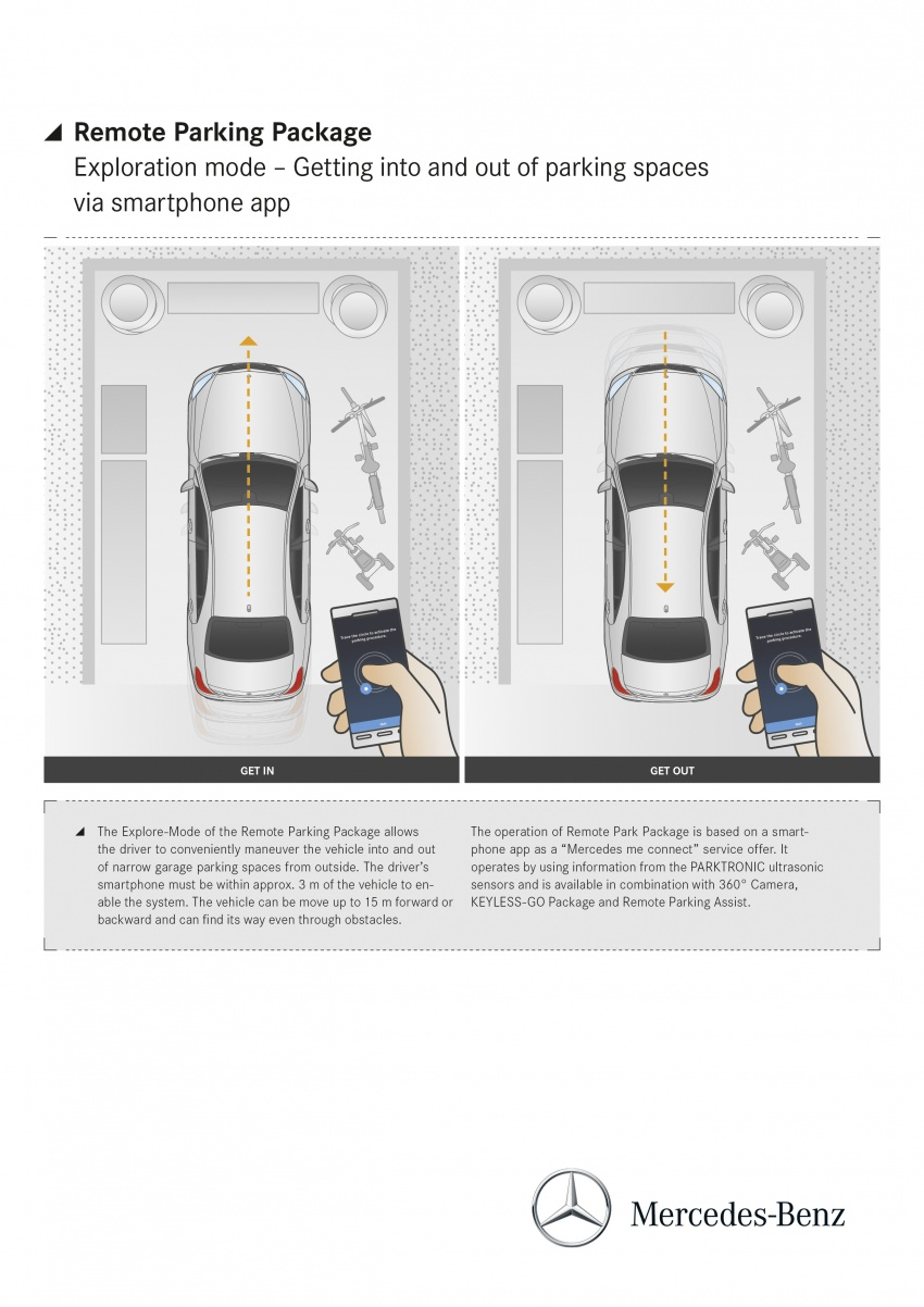 W222 Mercedes-Benz S-Class facelift debuts – new engines, enhanced styling, additional technologies Image #647424