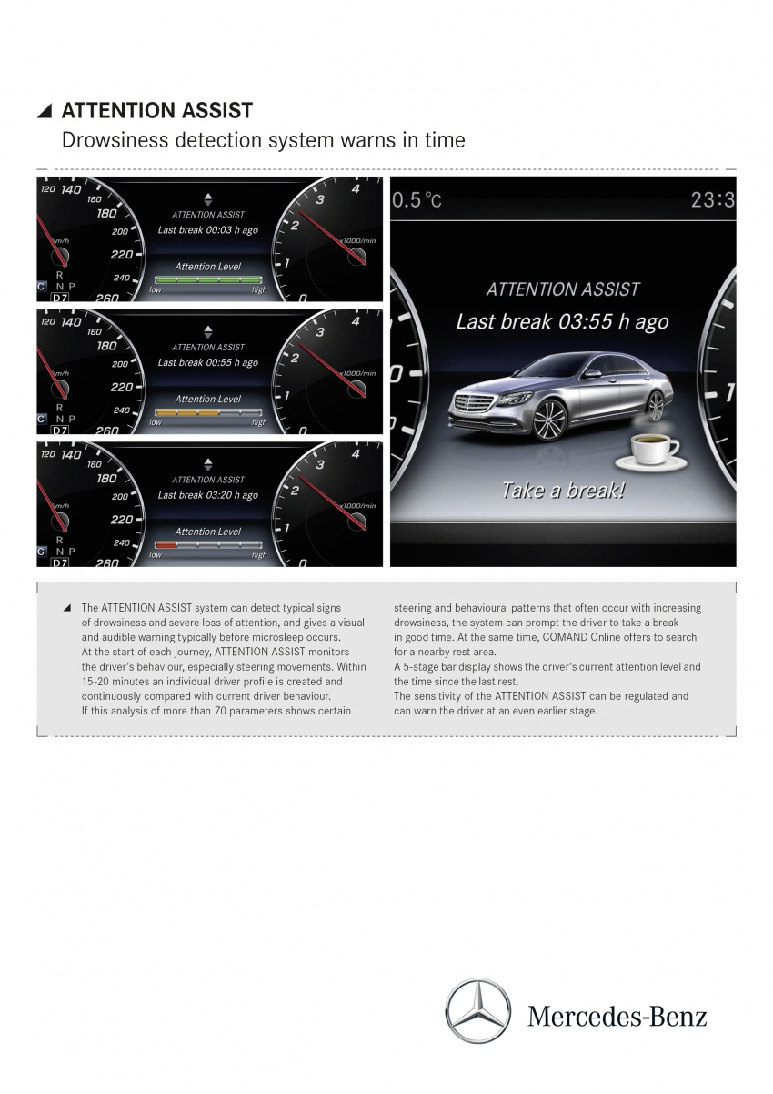 W222 Mercedes-Benz S-Class facelift debuts – new engines, enhanced styling, additional technologies Image #647429