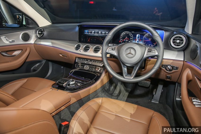 W213 Mercedes-Benz E-Class CKD launched in Malaysia – from RM349k, up to RM47k less than CBU Image #648935