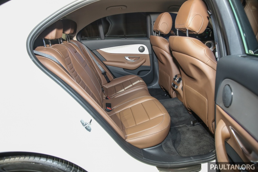 W213 Mercedes-Benz E-Class CKD launched in Malaysia – from RM349k, up to RM47k less than CBU Image #648947