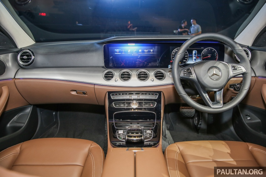 W213 Mercedes-Benz E-Class CKD launched in Malaysia – from RM349k, up to RM47k less than CBU Image #648937