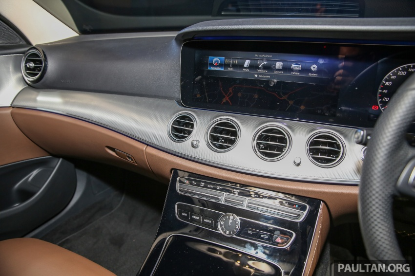 W213 Mercedes-Benz E-Class CKD launched in Malaysia – from RM349k, up to RM47k less than CBU Image #648940