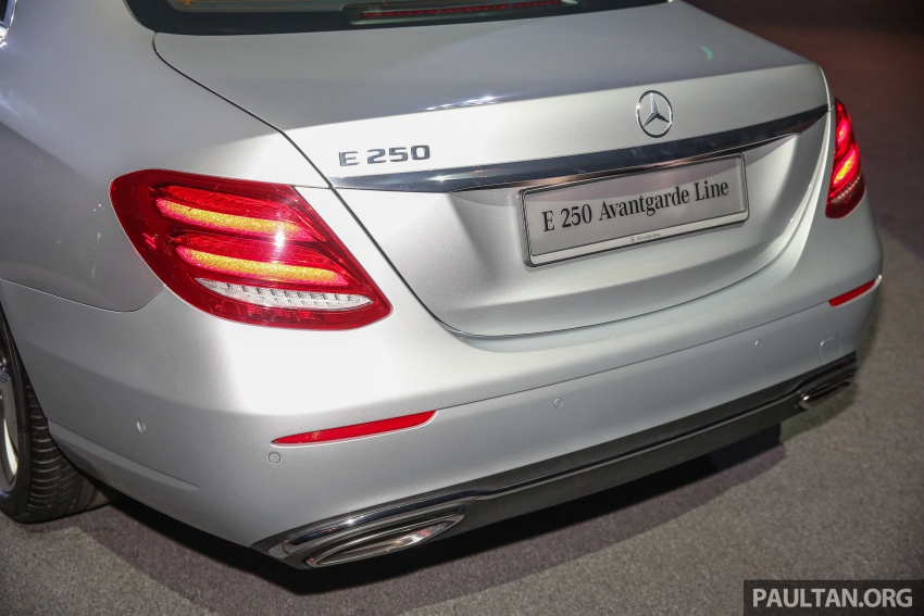 W213 Mercedes-Benz E-Class CKD launched in Malaysia – from RM349k, up to RM47k less than CBU Image #648966