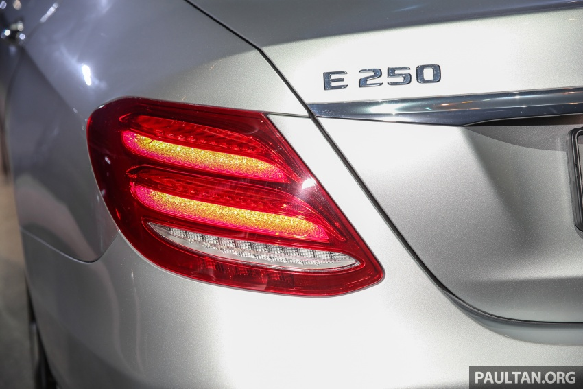 W213 Mercedes-Benz E-Class CKD launched in Malaysia – from RM349k, up to RM47k less than CBU Image #648967