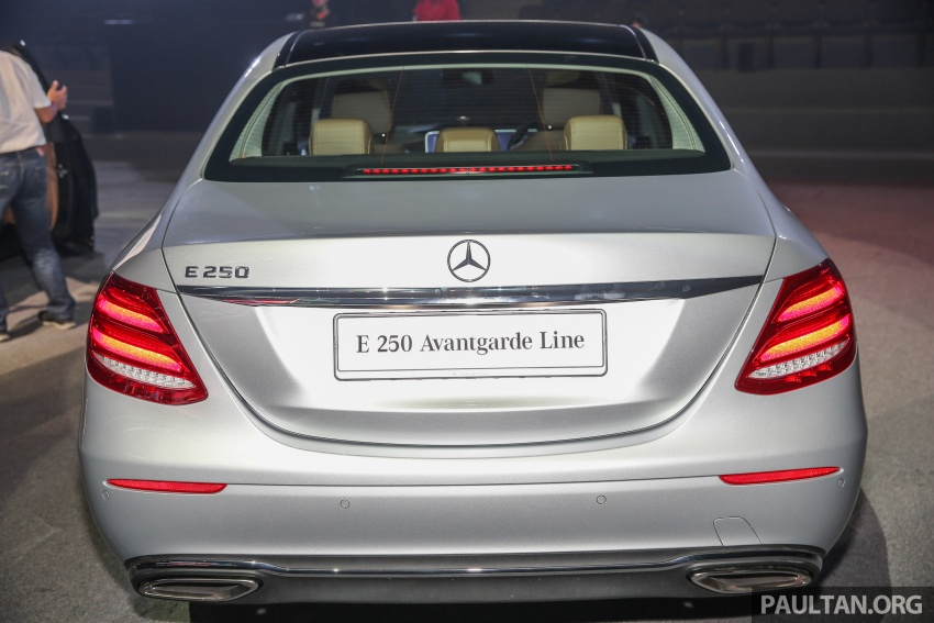 W213 Mercedes-Benz E-Class CKD launched in Malaysia – from RM349k, up to RM47k less than CBU Image #648955