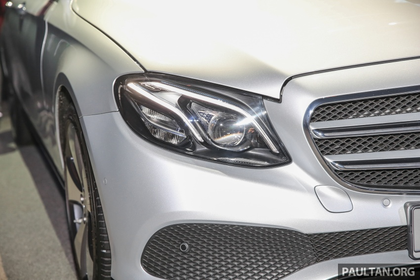 W213 Mercedes-Benz E-Class CKD launched in Malaysia – from RM349k, up to RM47k less than CBU Image #648958