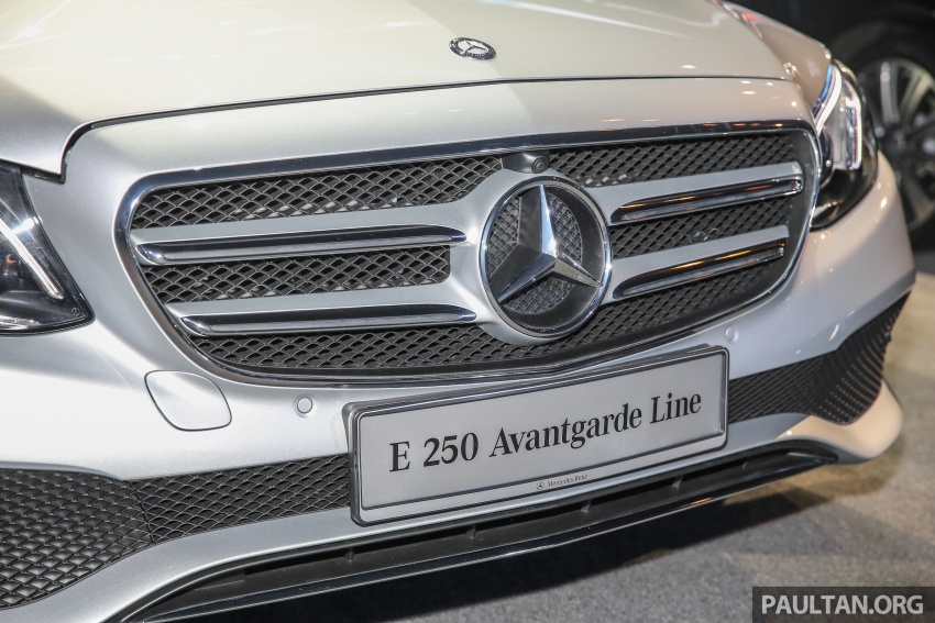 W213 Mercedes-Benz E-Class CKD launched in Malaysia – from RM349k, up to RM47k less than CBU Image #648959