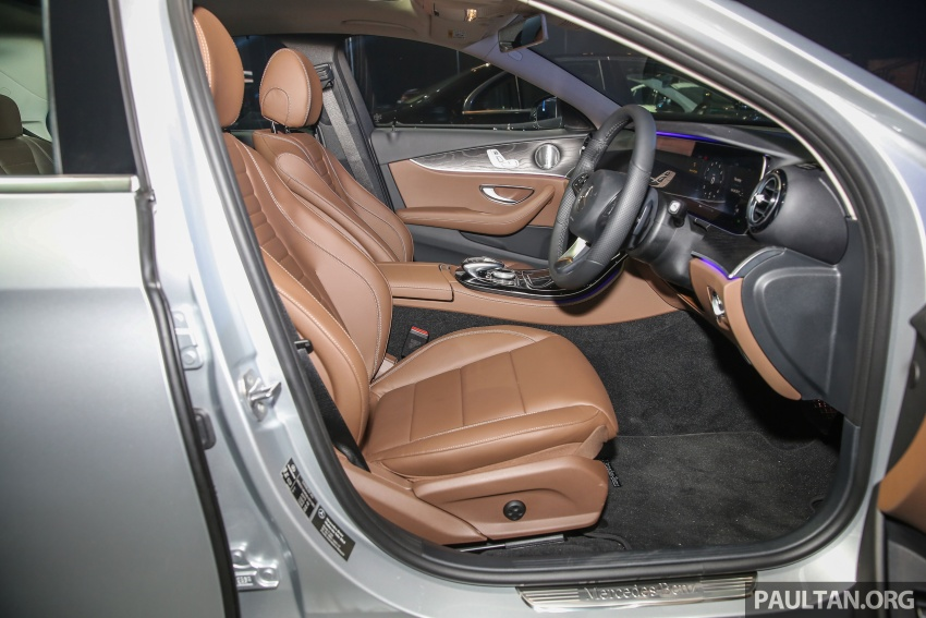 W213 Mercedes-Benz E-Class CKD launched in Malaysia – from RM349k, up to RM47k less than CBU Image #648982