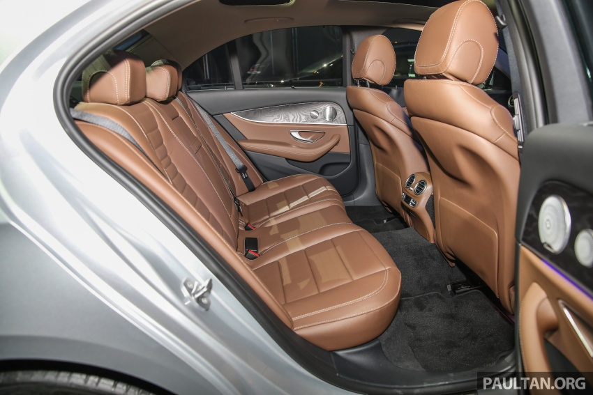 W213 Mercedes-Benz E-Class CKD launched in Malaysia – from RM349k, up to RM47k less than CBU Image #648986