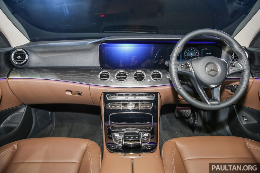 W213 Mercedes-Benz E-Class CKD launched in Malaysia – from RM349k, up to RM47k less than CBU Image #648972