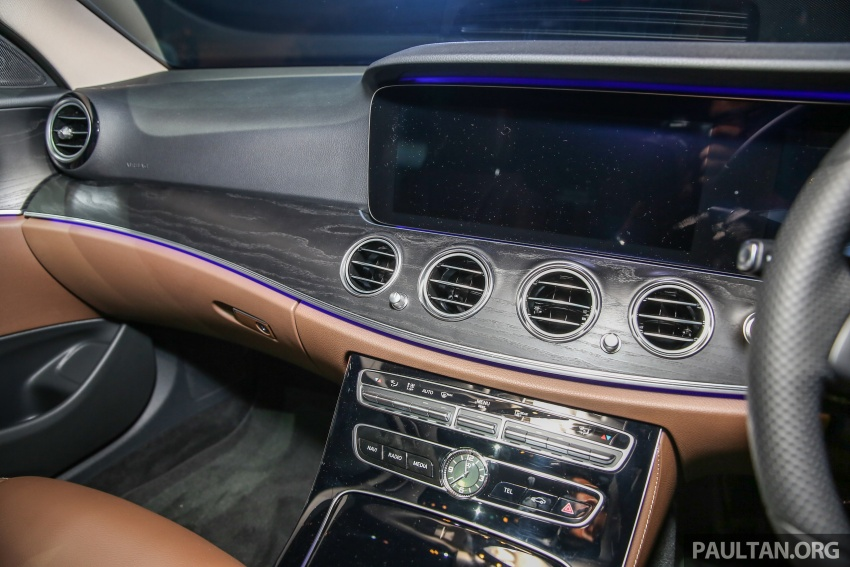W213 Mercedes-Benz E-Class CKD launched in Malaysia – from RM349k, up to RM47k less than CBU Image #648976