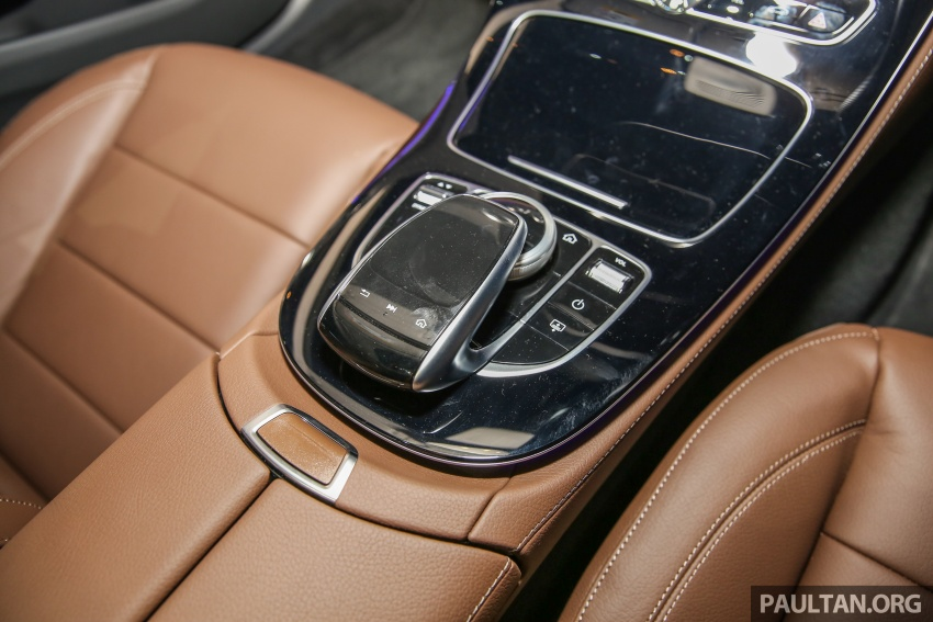 W213 Mercedes-Benz E-Class CKD launched in Malaysia – from RM349k, up to RM47k less than CBU Image #648978