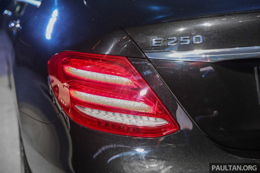 W213 Mercedes-Benz E-Class CKD launched in Malaysia – from RM349k, up to RM47k less than CBU Image #649007
