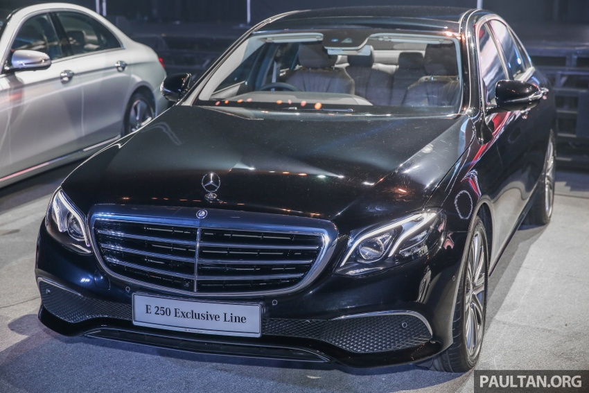W213 Mercedes-Benz E-Class CKD launched in Malaysia – from RM349k, up to RM47k less than CBU Image #648992