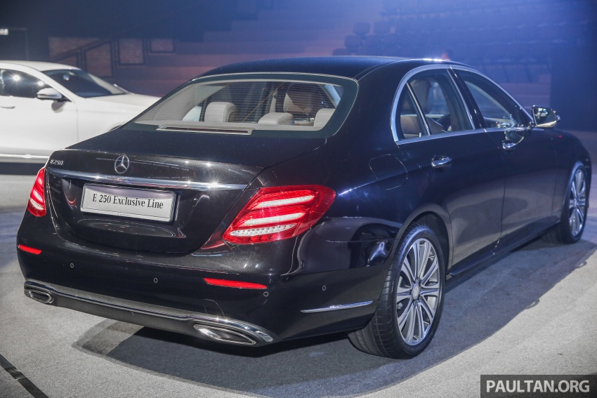 W213 Mercedes-Benz E-Class CKD launched in Malaysia – from RM349k, up to RM47k less than CBU Image #648993
