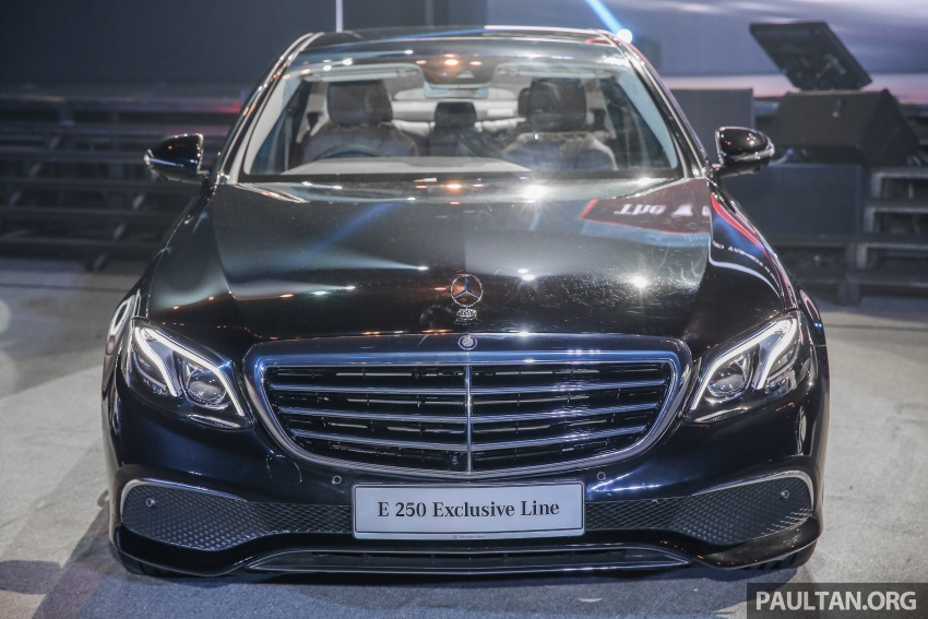 W213 Mercedes-Benz E-Class CKD launched in Malaysia – from RM349k, up to RM47k less than CBU Image #648995
