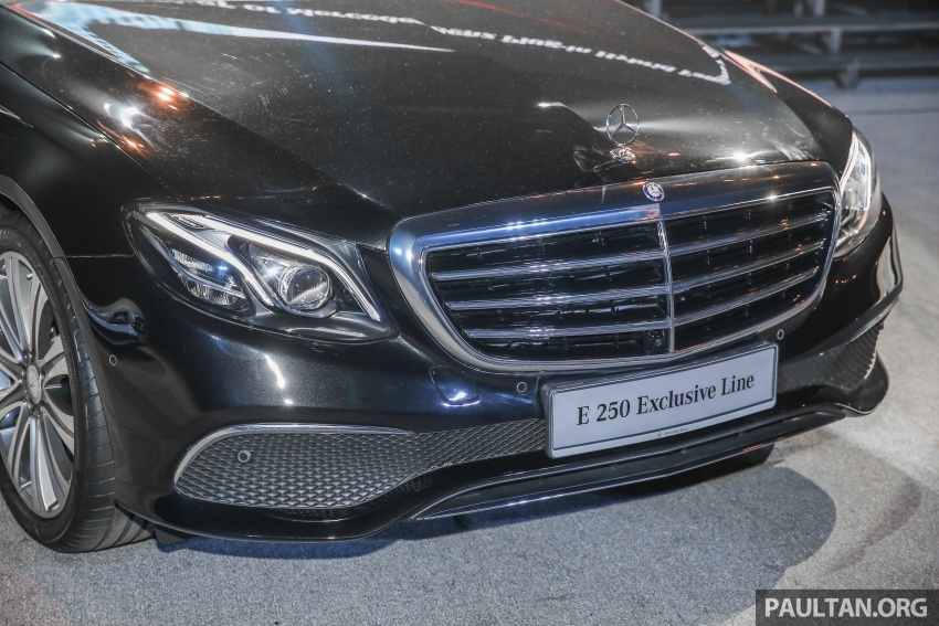 W213 Mercedes-Benz E-Class CKD launched in Malaysia – from RM349k, up to RM47k less than CBU Image #648997