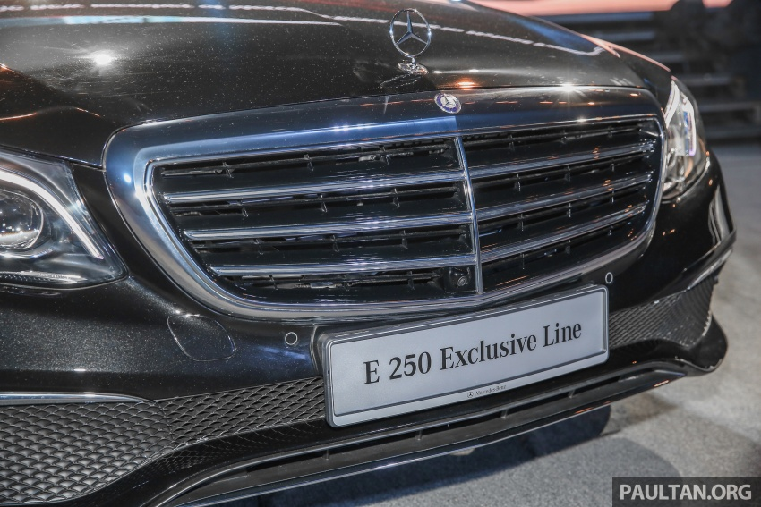 W213 Mercedes-Benz E-Class CKD launched in Malaysia – from RM349k, up to RM47k less than CBU Image #648999