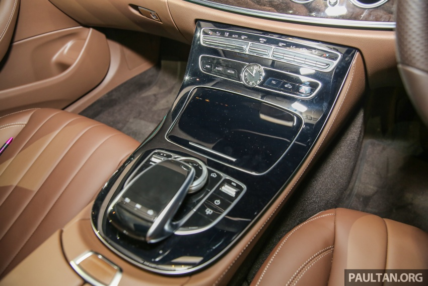 W213 Mercedes-Benz E-Class CKD launched in Malaysia – from RM349k, up to RM47k less than CBU Image #649016