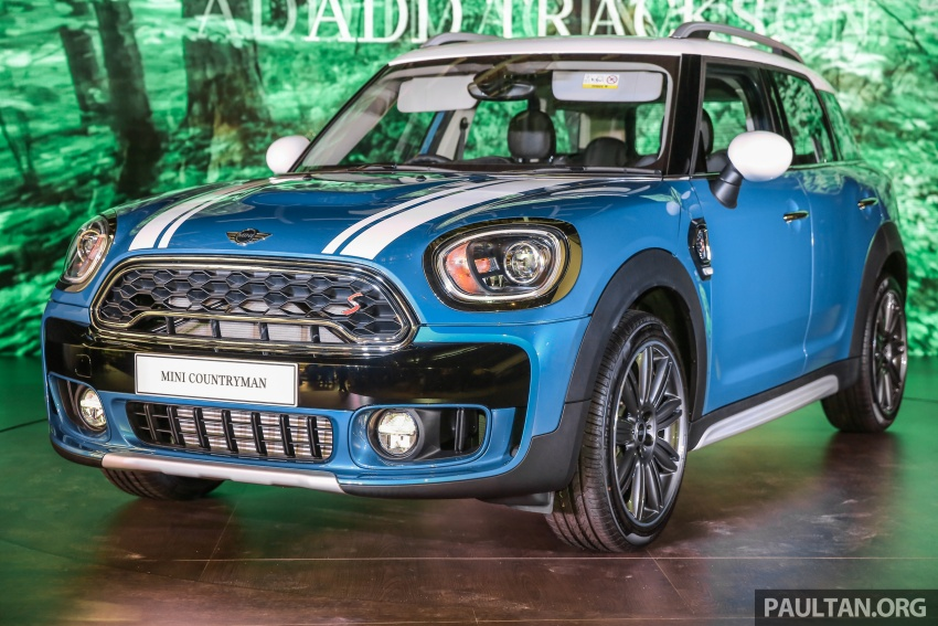 F60 MINI Countryman launched in Malaysia – Cooper, Cooper S variants; priced from RM240k and RM270k Image #645657