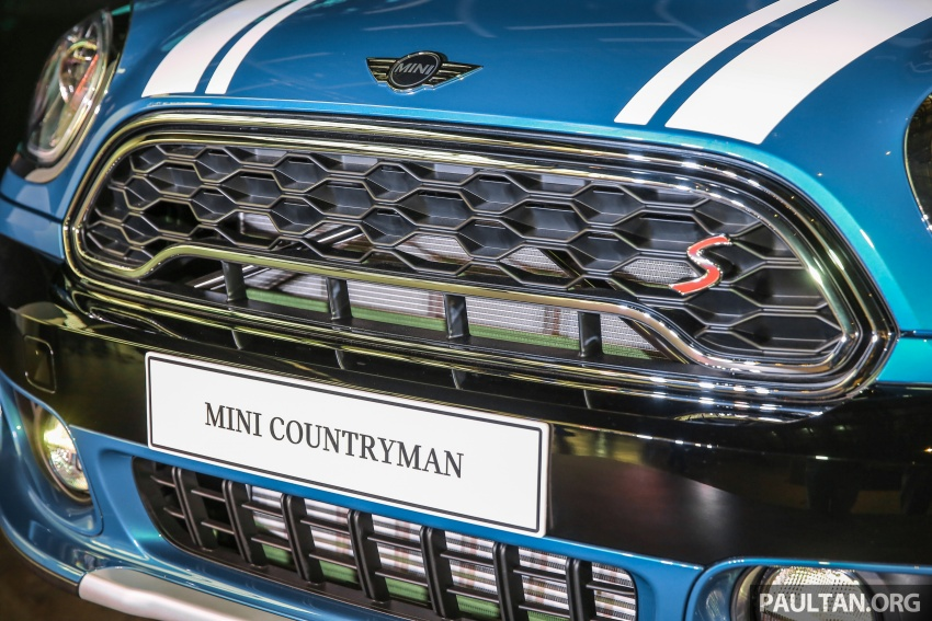 F60 MINI Countryman launched in Malaysia – Cooper, Cooper S variants; priced from RM240k and RM270k Image #645667
