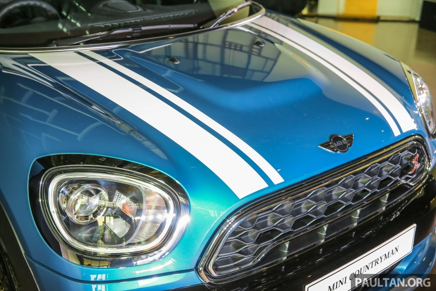 F60 MINI Countryman launched in Malaysia – Cooper, Cooper S variants; priced from RM240k and RM270k Image #645670