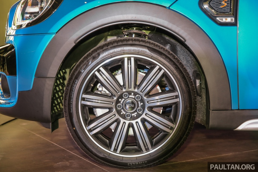 F60 MINI Countryman launched in Malaysia – Cooper, Cooper S variants; priced from RM240k and RM270k Image #645671