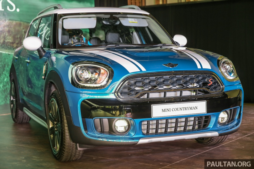 F60 MINI Countryman launched in Malaysia – Cooper, Cooper S variants; priced from RM240k and RM270k Image #645658