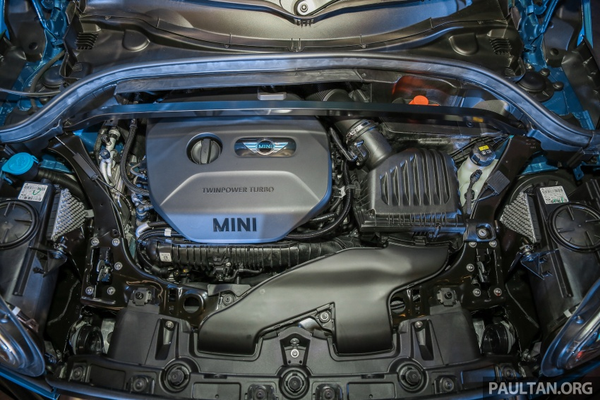 F60 MINI Countryman launched in Malaysia – Cooper, Cooper S variants; priced from RM240k and RM270k Image #645686