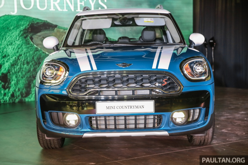 F60 MINI Countryman launched in Malaysia – Cooper, Cooper S variants; priced from RM240k and RM270k Image #645660