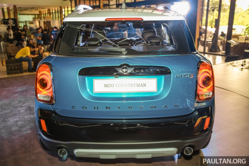 F60 MINI Countryman launched in Malaysia – Cooper, Cooper S variants; priced from RM240k and RM270k Image #645661