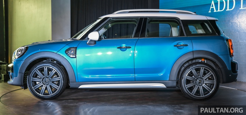 F60 MINI Countryman launched in Malaysia – Cooper, Cooper S variants; priced from RM240k and RM270k Image #645662