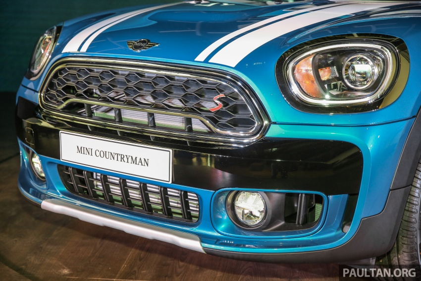 F60 MINI Countryman launched in Malaysia – Cooper, Cooper S variants; priced from RM240k and RM270k Image #645664
