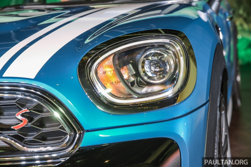 F60 MINI Countryman launched in Malaysia – Cooper, Cooper S variants; priced from RM240k and RM270k Image #645665
