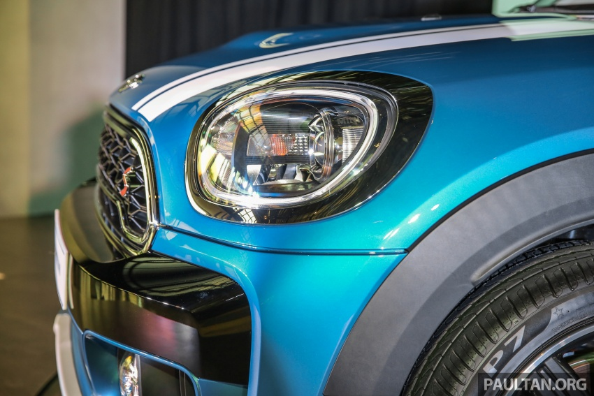 F60 MINI Countryman launched in Malaysia – Cooper, Cooper S variants; priced from RM240k and RM270k Image #645666