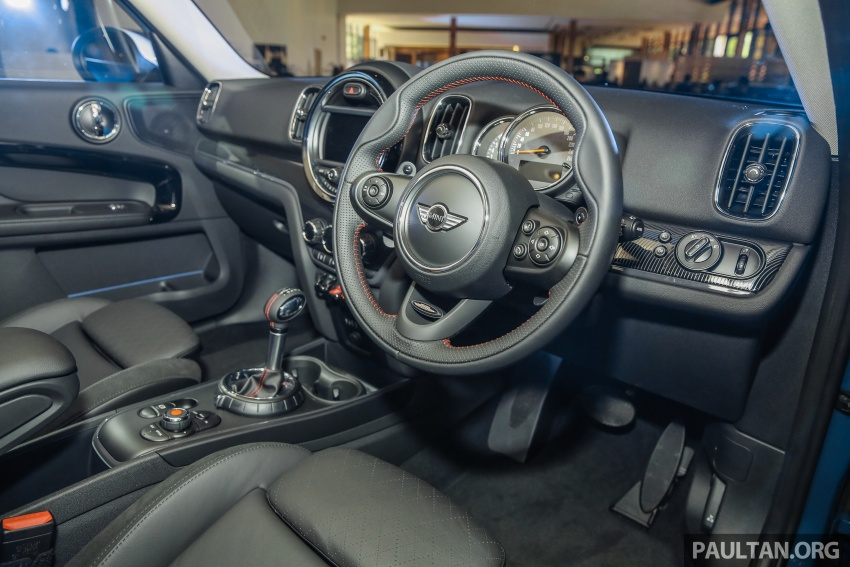 F60 MINI Countryman launched in Malaysia – Cooper, Cooper S variants; priced from RM240k and RM270k Image #645688