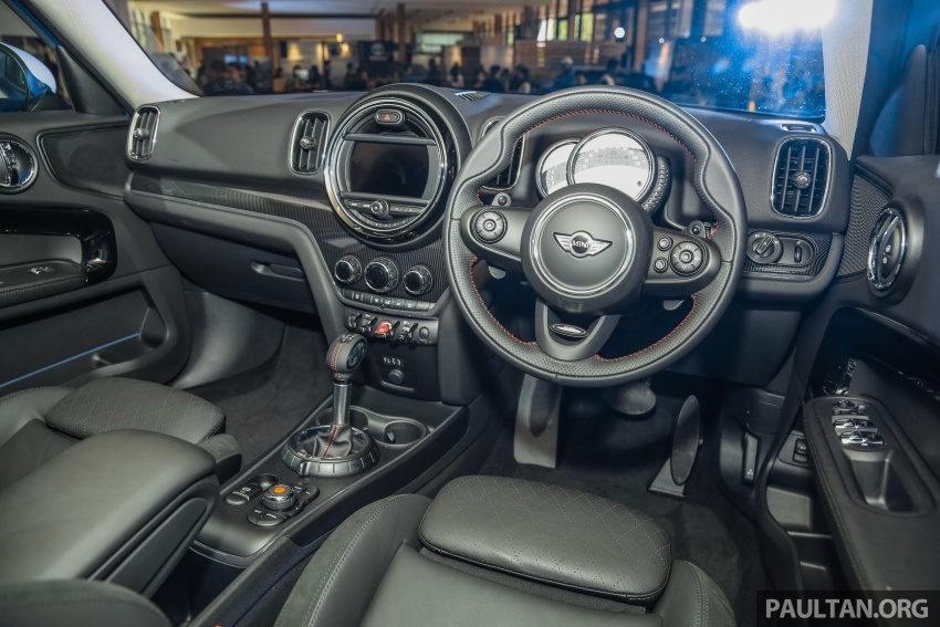 F60 MINI Countryman launched in Malaysia – Cooper, Cooper S variants; priced from RM240k and RM270k Image #645706