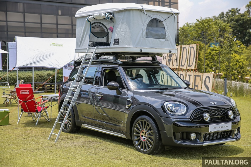 F60 MINI Countryman launched in Malaysia – Cooper, Cooper S variants; priced from RM240k and RM270k Image #645777
