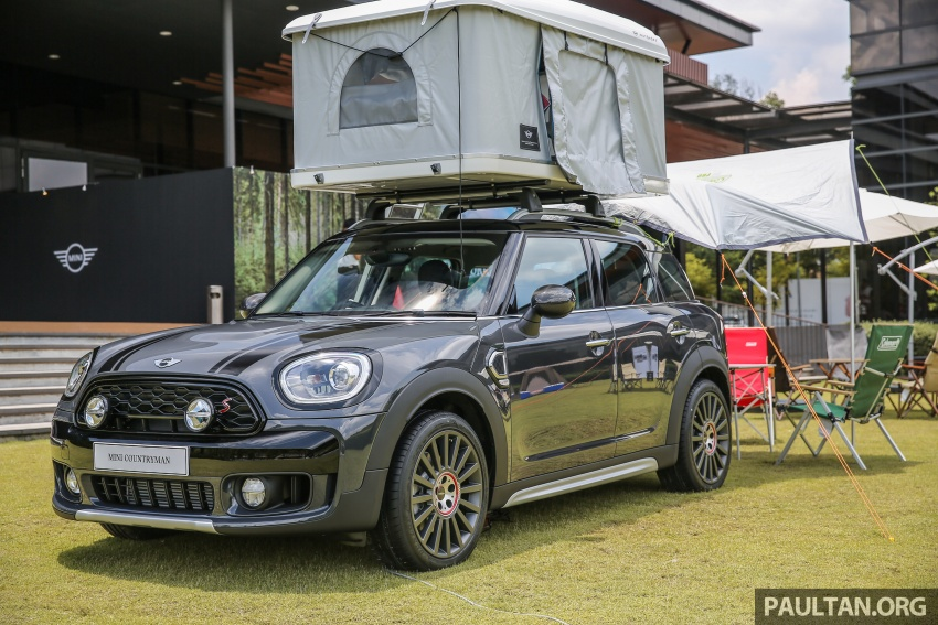 F60 MINI Countryman launched in Malaysia – Cooper, Cooper S variants; priced from RM240k and RM270k Image #645778