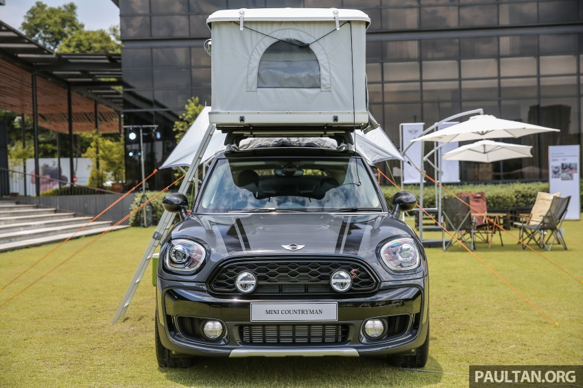 F60 MINI Countryman launched in Malaysia – Cooper, Cooper S variants; priced from RM240k and RM270k Image #645779