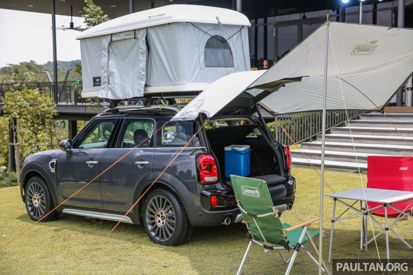 F60 MINI Countryman launched in Malaysia – Cooper, Cooper S variants; priced from RM240k and RM270k Image #645780