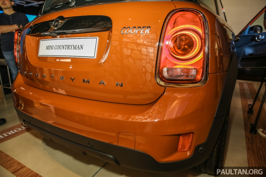 F60 MINI Countryman launched in Malaysia – Cooper, Cooper S variants; priced from RM240k and RM270k Image #645739