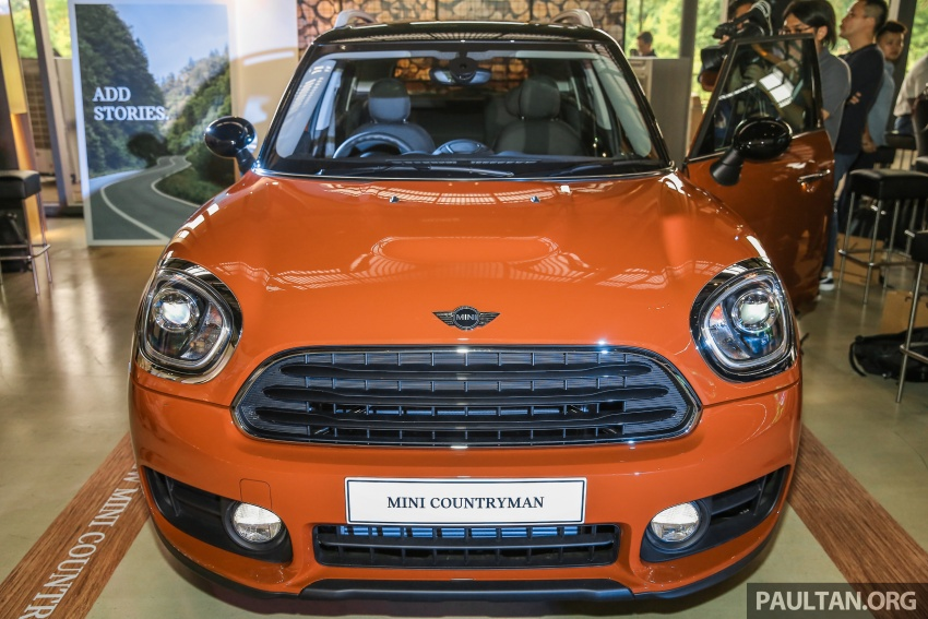 F60 MINI Countryman launched in Malaysia – Cooper, Cooper S variants; priced from RM240k and RM270k Image #645729