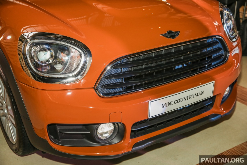 F60 MINI Countryman launched in Malaysia – Cooper, Cooper S variants; priced from RM240k and RM270k Image #645730