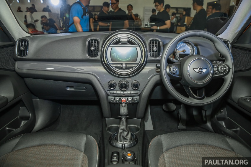F60 MINI Countryman launched in Malaysia – Cooper, Cooper S variants; priced from RM240k and RM270k Image #645746