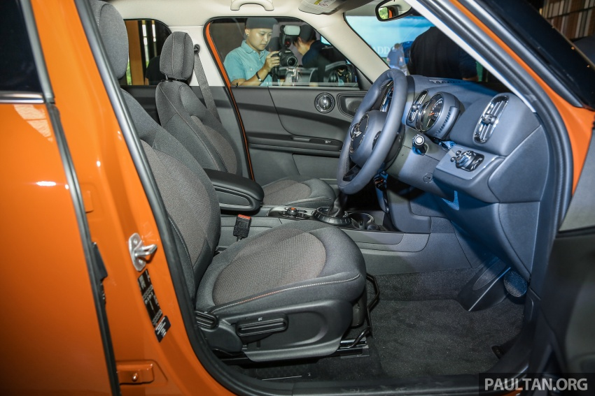 F60 MINI Countryman launched in Malaysia – Cooper, Cooper S variants; priced from RM240k and RM270k Image #645766